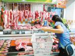 """安徽农大学霸创业当起""""猪肉佬"""""""